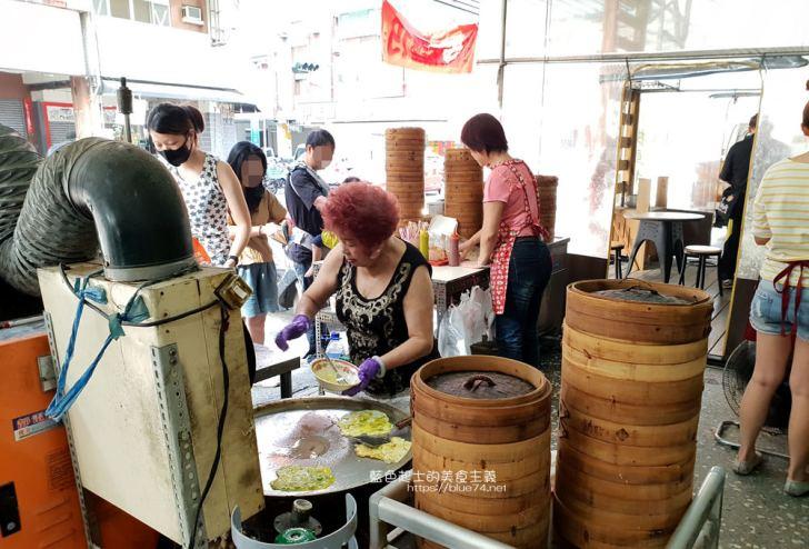 20191017073300 21 - 長江早點-台中人氣排隊中式早餐,肉包現做現蒸,燒餅油條蛋來一份,鹹豆漿份量足