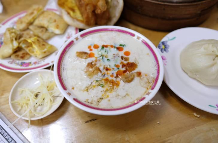 20191017073304 56 - 長江早點-台中人氣排隊中式早餐,肉包現做現蒸,燒餅油條蛋來一份,鹹豆漿份量足