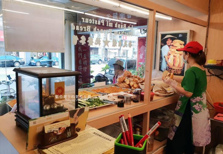 20191110134836 8 - 台中越南法國麵包工藝│推招牌綜合夾心麵包,口味多樣,每天出爐、批發零售