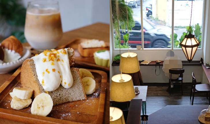 20200204194604 29 - pingping_attic│隱身水湳市場周邊的日式甜點咖啡店,甜點價格親民