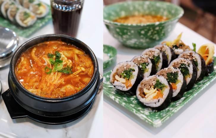 20200207193725 24 - 首爾飯桌│首爾的早晨新品牌,有韓式飯捲、鍋物和拉麵,台中教育大學商圈美食