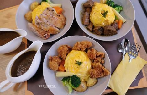 20200220005441 9 - 德化洋食-漢堡排和乾咖哩專賣店,昭和時代氛圍,結合西方飲食的日式料理