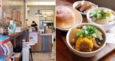 台中西區│家溫度湯專門店草悟店-勤美誠品周邊巷弄美食,每日喝得到7至8種湯品