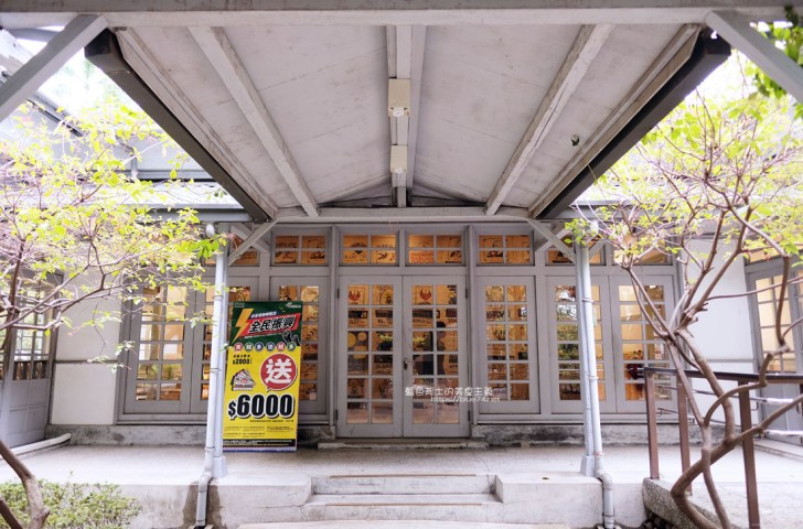 20200812114327 3 - 翡翠精品莊園咖啡大里杙棧門市,在大里軟體園區的菸葉實驗辦公廳舍飄咖啡香