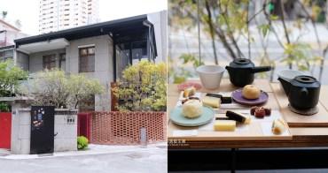 台中西區│喜豐香1985-手工喜餅、中式禮盒,也有下午茶時段的提供