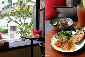 台中北區│波櫟Polygon-美式別墅裡的美味料理,提供輕鬆西餐和早午餐及預約制晚餐
