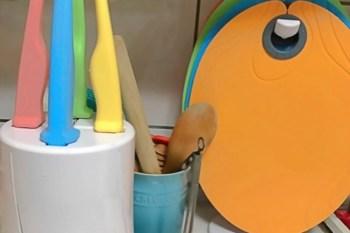 『廚房好物團』廚房必備好物-Zaniin高機能耐熱環保砧板&刀具組