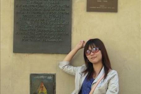 *2010捷克蜜月-第五天『布拉格』+百年帝國飯店*