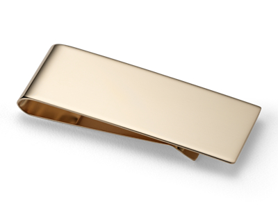 Money Clip In 14k Yellow Gold Blue Nile