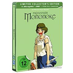 PRINZESSIN MONONOKE BLU RAY Prinzessin Mononoke Studio