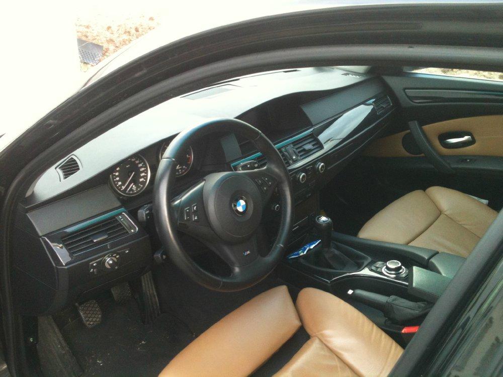 525er LCI Diesel  5er BMW  E60  E61  Limousine