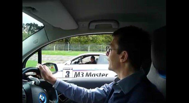 BMW i3 vs. BMW M3 (E92): Wer ist der schnellere? [ Automobil- und BMW News-Blog ]