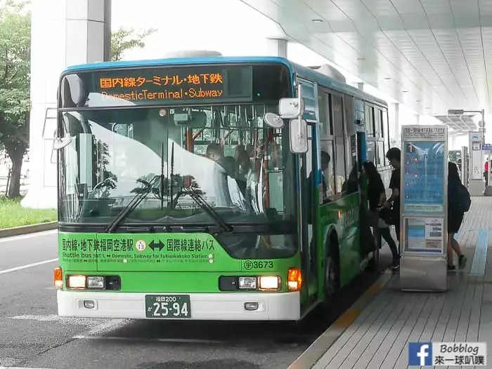 博多、天神、福岡機場到福岡海購城瑪麗諾亞OUTLET交通方式 | 來一球叭噗