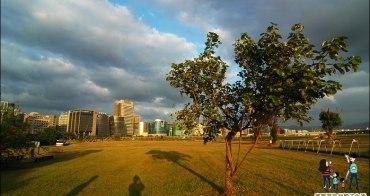 【台北野餐景點】美堤河濱公園/親子野餐/自行車道/停車方便/近內湖科學園區