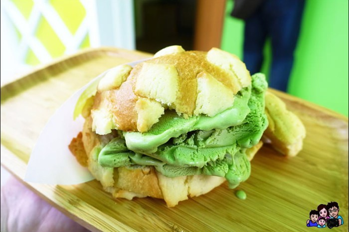 【台北信義區 】來自日本的世界第二好吃菠蘿麵包~台灣首發店、冰淇淋菠蘿專賣(近象山站5分鐘)