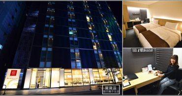 日本福岡親子飯店 | 博多東急REI飯店Hakata Tokyu REI Hotel.博多車站3分鐘,大廳就是無料咖啡廳 (12歲以下不加床免費入住)