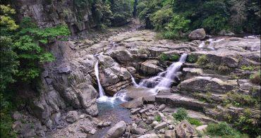 苗栗南庄 | 神仙谷.30分鐘步道輕鬆走,看鬼斧神工的大峽谷、電影「賽德克‧巴萊」拍攝地