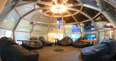 新北市新景點 | 林口東勢閱覽室.星際太空艙閱讀室,星空銀河相伴圖書館,雨天親子景點又多一個