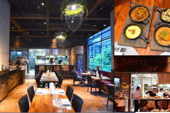 台北捷運餐廳   正宗義大利餐廳Osteria by Angie (大直店),同事家人聚餐好選擇