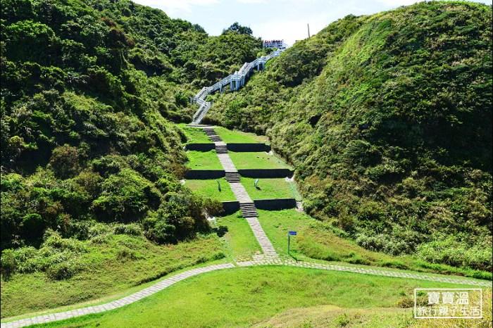 基隆絕美景點   望幽谷濱海步道,看見清澈透藍海水的IG打卡秘境 (附自製步道地圖)