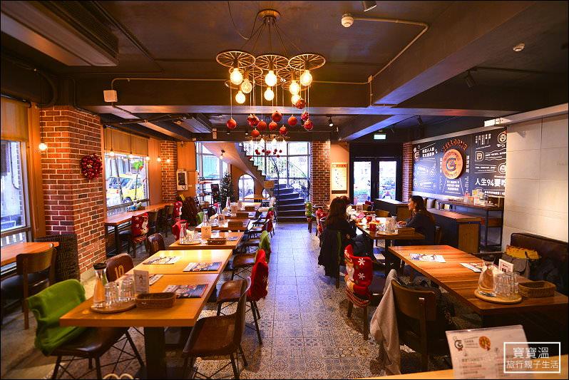 基隆早午餐親子餐廳》漾漾好時餐廳Goodtimes,全家來玩披薩DIY,自己的料理自己做 - 寶寶溫旅行親子生活