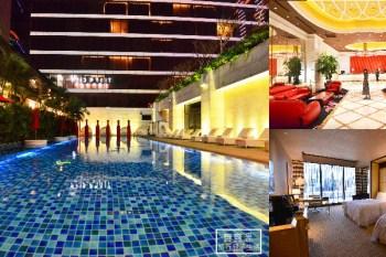 台中住宿》林酒店THE LIN HOTEL,近秋紅谷、國家歌劇院、百貨商圈的豪華設計酒店