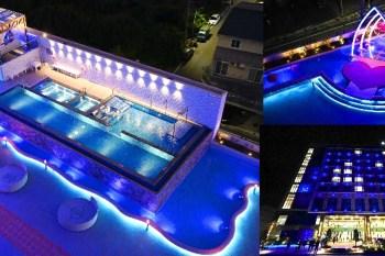 台東親子飯店》禾風新棧度假飯店, 全年開放泳池, 甩尾賽車場, 氣墊城堡親子樂園, 台東市區最佳親子飯店