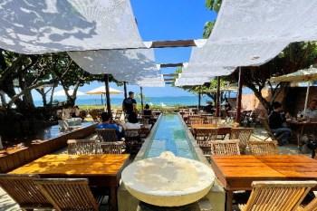 新北三芝海景咖啡館 Villa Sugar淺水灣景觀咖啡,峇里島風情海景餐廳