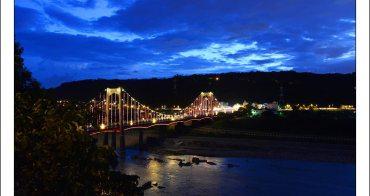 [ 桃園大溪推薦景點 ] 大溪橋的日景&夜景