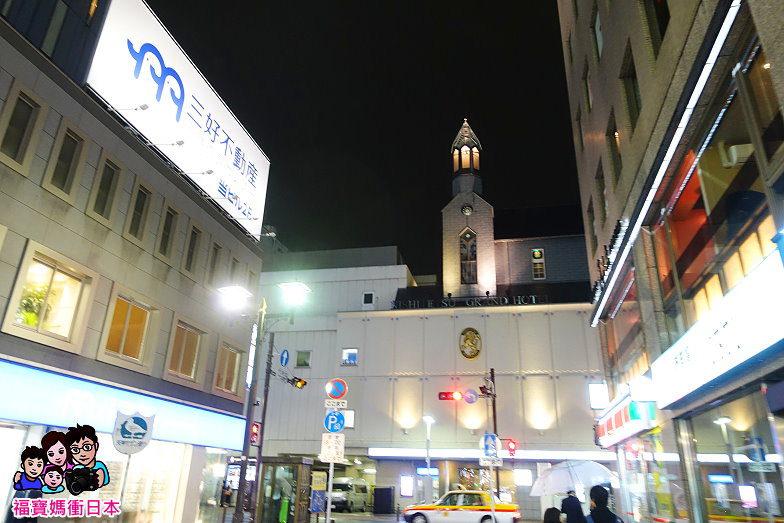【日本福岡天神飯店】天神西鐵大飯店 ~ 喜歡逛街吃美食。一定要住天神 - 寶寶溫旅行親子生活