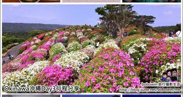 《日本沖繩Okinawa 》Day3 東村つつじ祭り --> cannan slow farm 午餐 -->  しまドーナッツ(甜甜圈)  -->海中公園 --> 美國村VESSEL HOTEL