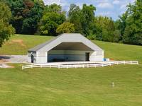 Amphitheater at Cherokee Park within 5 minutes of home with lots of things to do.