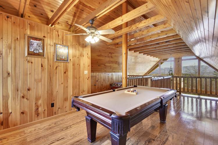 Bluff Mountain Lodge Large Group Cabin Wears Valley And