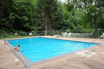 Community Pool at Auburn Sky in Shagbark TN