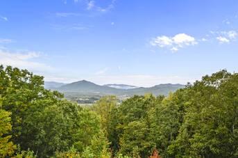Taken at Faith Mountain Hideaway in Wears Valley TN