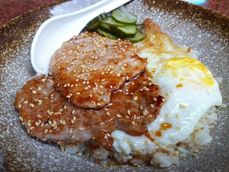 【台南 中西區】福來小棧。蓋飯、炒飯、炒麵、熱炒,精緻美味口耳相傳!不到百元就能小小滿足