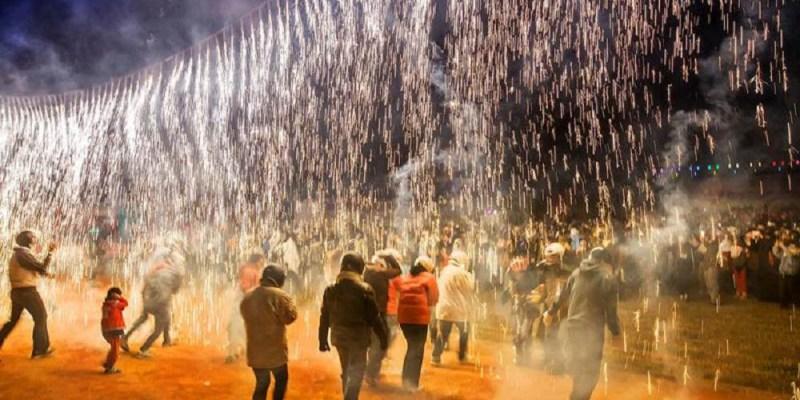 2020 月津港燈節|月之美術館|鹽水蜂炮