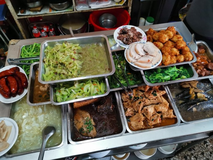 心目中的台南必吃的20項無敵早餐清單