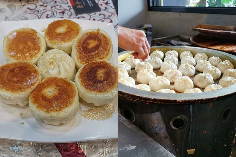 台南最強生煎包│小心會噴汁│隱身水仙宮市場旁-居食之家