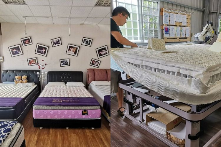 【台南床墊】雅詩茵手創床墊。台灣製造的本土好床|好的睡眠品質從好床墊開始