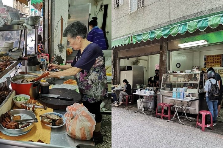 【台南 北區】明月麵店。藏在巷子裡的好味道| 傳統外省麵飄香70年