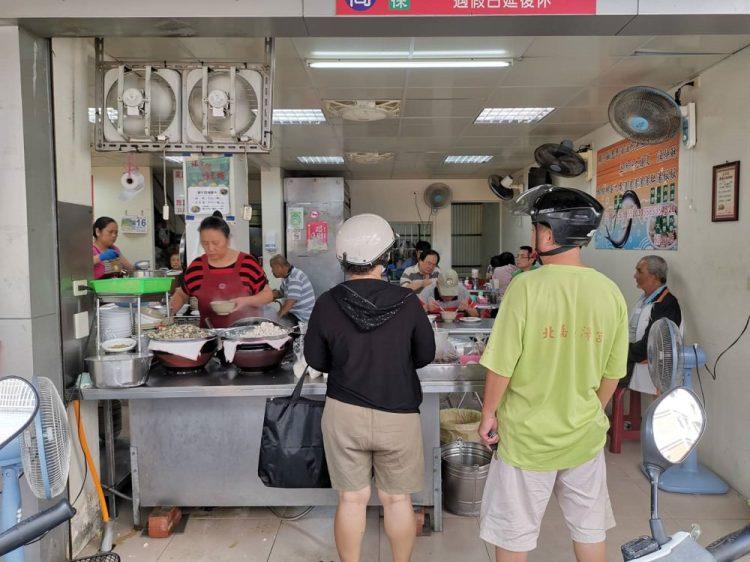 大勇街無名鹹粥。無招牌台式早午餐|虱目魚料理|中西區美食