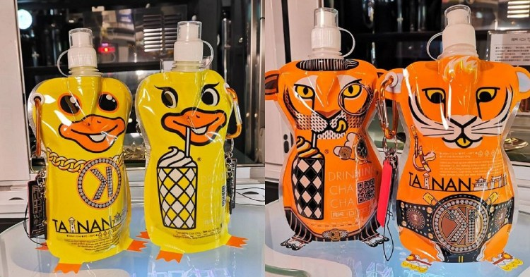 朕心加加。台南最美貨櫃玻璃屋|網美茶飲值得收藏|海安商圈熱門打卡點
