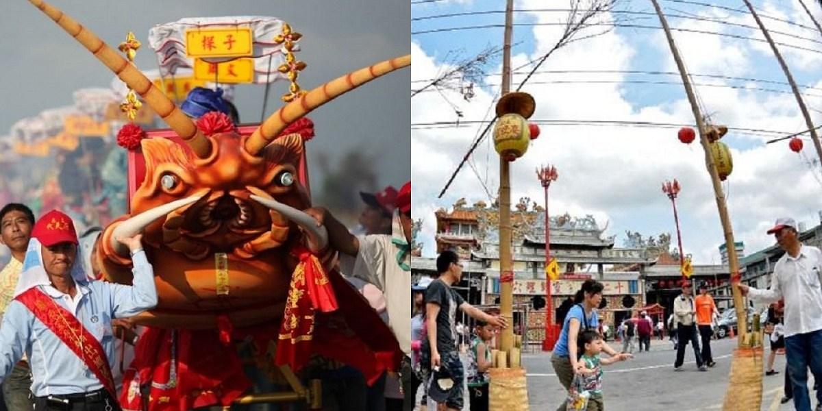 2021年台灣第一香。西港慶安宮辛丑香科|西港刈香看熱鬧吃美食