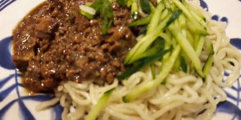 【台南 中西區】不可錯過的好味道,香噴噴好吃到不行的醡醬麵