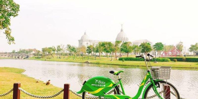 有陽光有微風,T-Bike騎單車慢遊府城