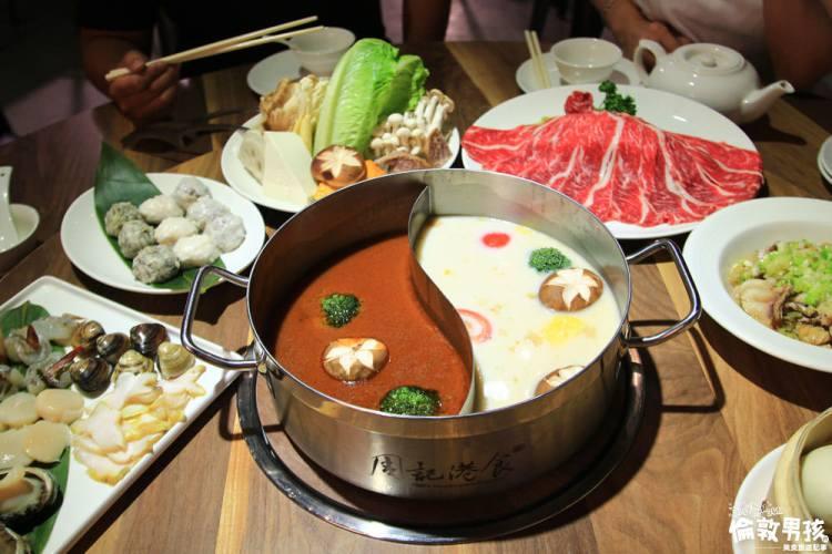 台南港式火鍋!在周記港食吃港點燒臘氣氛超棒~周式品牌插旗市議會!