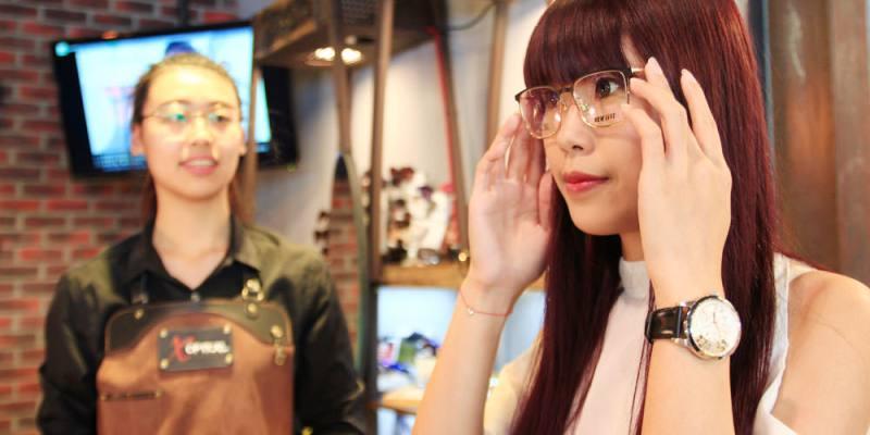 台南配眼鏡推薦~台南仁愛眼鏡二代店超進化,啥都快!快時尚、快速配眼鏡!流行、平價、合格證照驗光師坐鎮有保障~