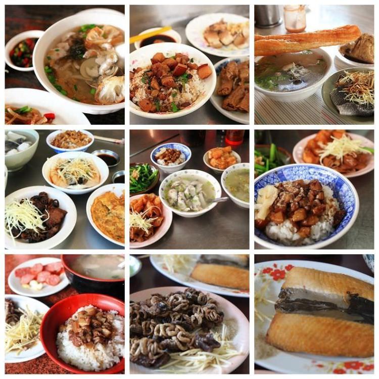 15間台南鹹粥從早午餐吃到晚餐消夜!在地老字號有哪些?從鹹粥看台南歷史~