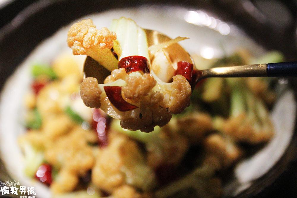 干鍋花椰菜2-IMG_1252 - 倫敦男孩の臺南美食旅遊記事